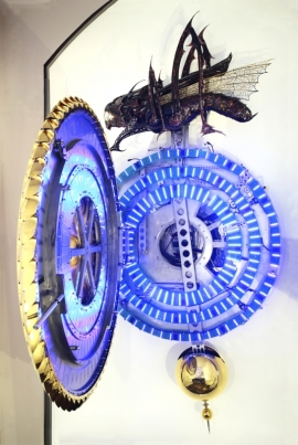 The Corpus Clock & Chronophage 2