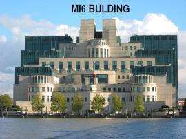 MI6 BULDING