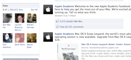 apple facebook students technology