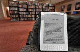 kindle large rise of the technology class